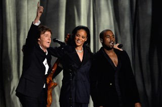 "The Beatles' ""Let It Be"" Inspired Kanye West's ""Only One"": Morning Mix"