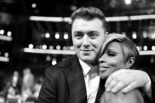 Mary J. Blige And Sam Smith To Duet At The 2015 Grammys