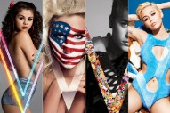 From Selena Gomez To Miley Cyrus And Kesha: 20 Iconic 'V' Magazine Covers