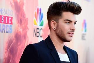 Adam Lambert Looking Sexy As