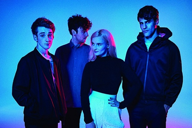 Clean bandit talk their grammy win going on tour 90s for Best 90s house music