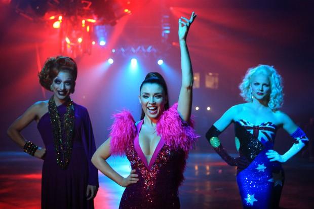 Dannii Minogue Sydney Mardi Gras 2015