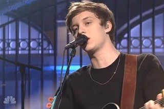George Ezra Budapest Saturday Night Live SNL 2014