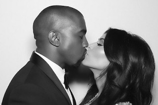 "Kanye West's ""Awesome"": Stream His Ode To Kim Kardashian"