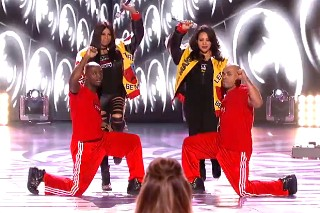 "We Don't Know What's Going On With 'American Idol' Anymore, But Salt-N-Pepa Performed ""Push It"" & It Was Iconic"
