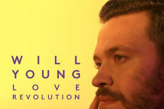 Will Young single Love Revolution 85 Proof single
