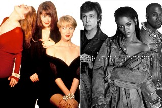"WTF Of The Week: Wilson Phillips Sing The Backing Vocals On Rihanna's ""FourFiveSeconds"""