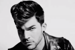 """Adam Lambert Announces """"Ghost Town"""" As New Single: Watch The Teaser"""