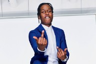 A$AP Rocky Reveals His Album Release Date: Morning Mix