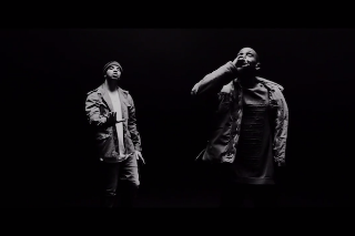 "Big Sean Releases ""Blessings"" Video Featuring Kanye West & Drake: Watch"