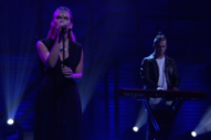 """Broods Performs """"Four Walls"""" On 'Conan': Watch"""