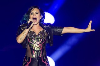 Demi Lovato Stars In Upcoming 'Smurfs' Reboot: Morning Mix