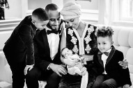 Alicia Keys Shares First Photo Of Newborn Genesis Ali Dean: Morning Mix