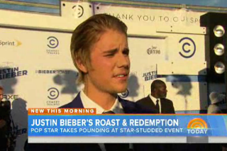 Justin Bieber Apologized For His Behavior During Comedy Central Roast