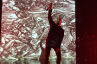 Kanye West Performs New Song & Brings Out Wu-Tang Clan At Surprise London Concert: Watch