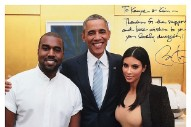 President Obama Talks His Relationship With Kanye West On 'Jimmy Kimmel Live': Watch