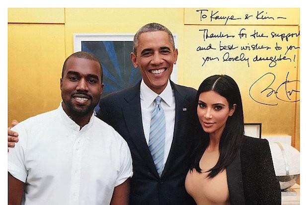 kanye-west-obama-kim-kardashian