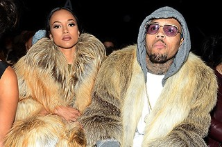 Karreuche Tran Responds To Chris Brown's Alleged Baby Drama: Morning Mix