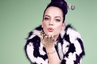 """Lily Allen Thinks TIDAL Will """"Set Emerging Artists Back"""": See Her Biting Twitter Commentary"""