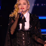Madonna On 'Le Grand Journal'