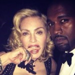 Madonna Will Be Featured On Kanye West's New Album