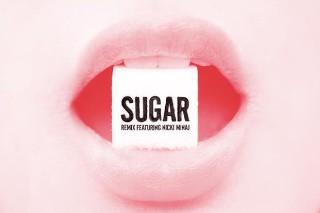 """Nicki Minaj Adds An Unnecessary Verse To Maroon 5's """"Sugar"""": Listen To The Remix"""