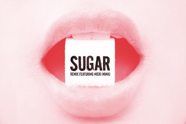 "Nicki Minaj Jumps On The Remix Of Maroon 5's ""Sugar ..."
