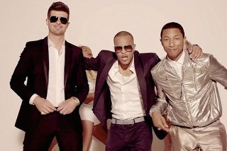 "Robin Thicke, Pharrell And T.I.'s ""Blurred Lines"" Lawsuit Reveals Their Individual Earnings: See The Exact Figures"