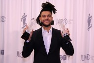 2015 JUNO Awards: Watch Performances From The Weeknd, Kiesza, MAGIC! & More