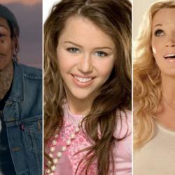 Wiz Vs. Miley Vs. Carrie For Best