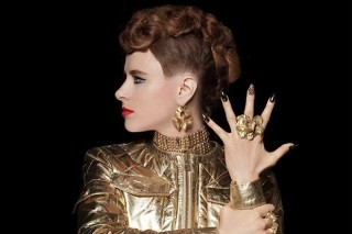 Win A Signed 12″ Vinyl Of Kiesza's Debut Album, 'Sound Of A Woman'!