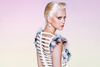 Katy Perry Goes Blond For 'Wonderland' Magazine Shoot: See Her Stunning New Look