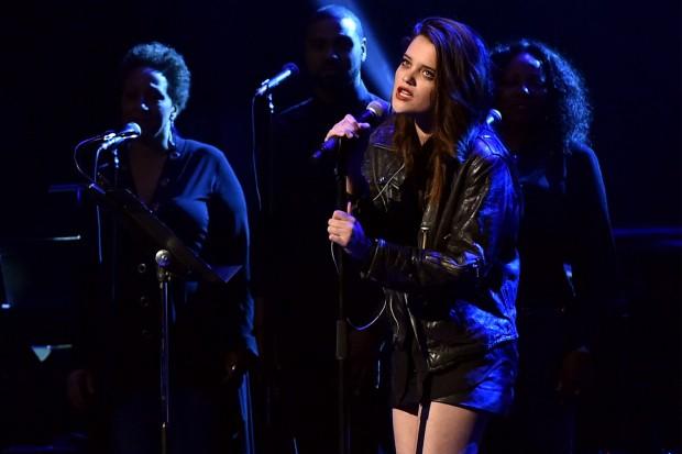 Sky Ferreira Performs At DLF Live