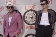 "Bruno Mars & Mark Ronson Sued Again Over ""Uptown Funk"""