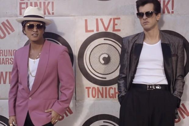 Uptown Funk Mark Ronson Bruno Mars