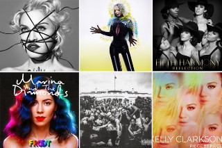 Ibrawlator: From Björk To Fifth Harmony To Madonna, Which Album Was The Best Of Winter 2015?