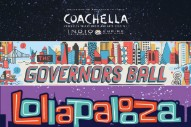 Battle Of The Music Festivals 2015: We Compare Coachella, Governors Ball And Lollapalooza