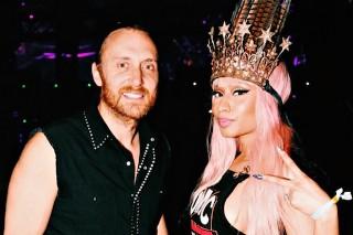 Coachella 2015: Nicki Minaj Makes Cameos During Drake & David Guetta's Sets For Weekend Two