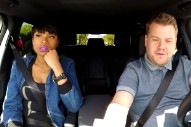 Jennifer Hudson And James Corden's Carpool Karaoke Is The Funniest Thing You'll See This Week