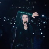 "Jessie J's Emotional ""Flashlight"" Video"