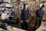 "Jessie Ware Performs For NPR's ""Tiny Desk Concerts"": Watch"