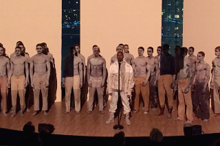 Kanye West Performs At 2015 TIME 100 Gala & Gets Pranked By Amy Schumer: Watch