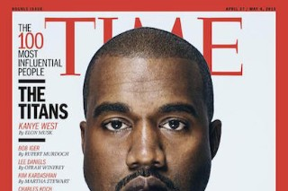 "Kanye West Covers 'TIME' Magazine's 2015 ""100 Most Influential People"" Issue"