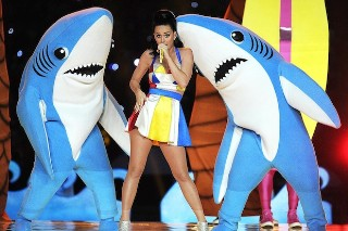 Katy Perry Is Denied Trademark Of Super Bowl's Left Shark: Morning Mix