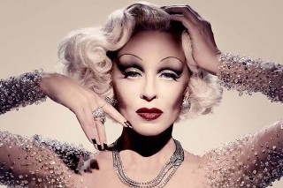 Can You Believe This Is Kylie Minogue? See Her Marlene Dietrich-Channeling 'Sorbet' Cover