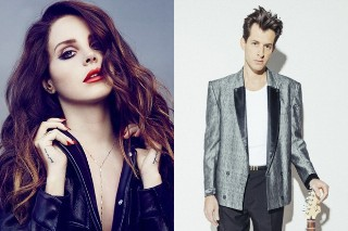 Lana Del Rey Is Working With Mark Ronson On Third LP 'Honeymoon'