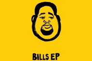 """LunchMoney Lewis Drops 'Bills' EP: Listen To """"Mama,"""" """"Love Me Back"""" & """"The Real Thing"""""""