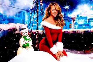 Prepare To Be Sleighed! Mariah Carey Is Making A Christmas Movie