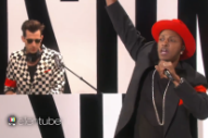 "Mark Ronson & Mystikal Perform ""Feel Right"" On 'The Ellen Degeneres Show': Watch"