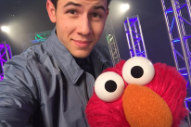 Nick Jonas, Fifth Harmony, Gwen Stefani And More Join Elmo And Friends On Sesame Street: See The Cute Pics